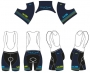 Велошорты Kind Shock Bib Shorts
